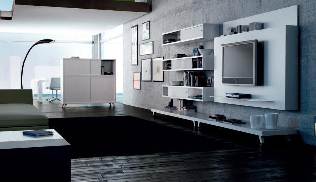 Muebles Zaragoza. Salones