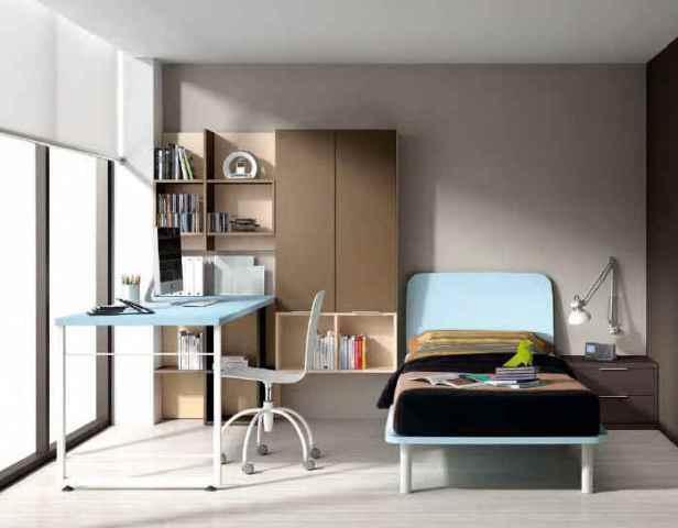Muebles dormitorio juvenil | Zb Interiorismo