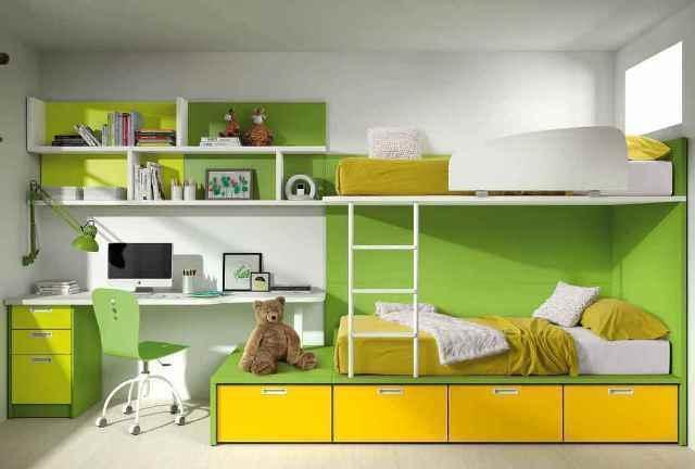 Muebles para dormitorio infantil