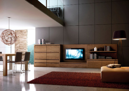 Mueble salón | Zb Interiorismo